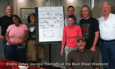 Coverage, Ink Reviews Our Beat Sheet Workshop