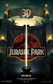 Jurassic Park Beat Sheet
