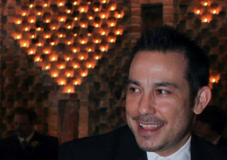 Al Rodriguez Interviews Richard Dane Scott
