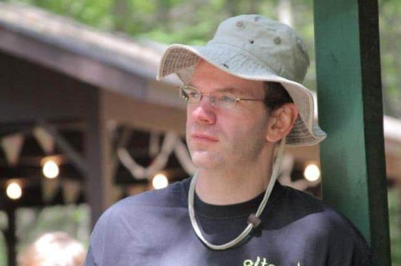 writer Jamie Nash