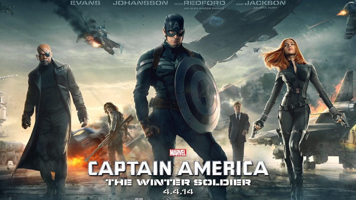 Save the Cat!® Podcast: What Is the Genre of Captain America: The Winter Soldier?