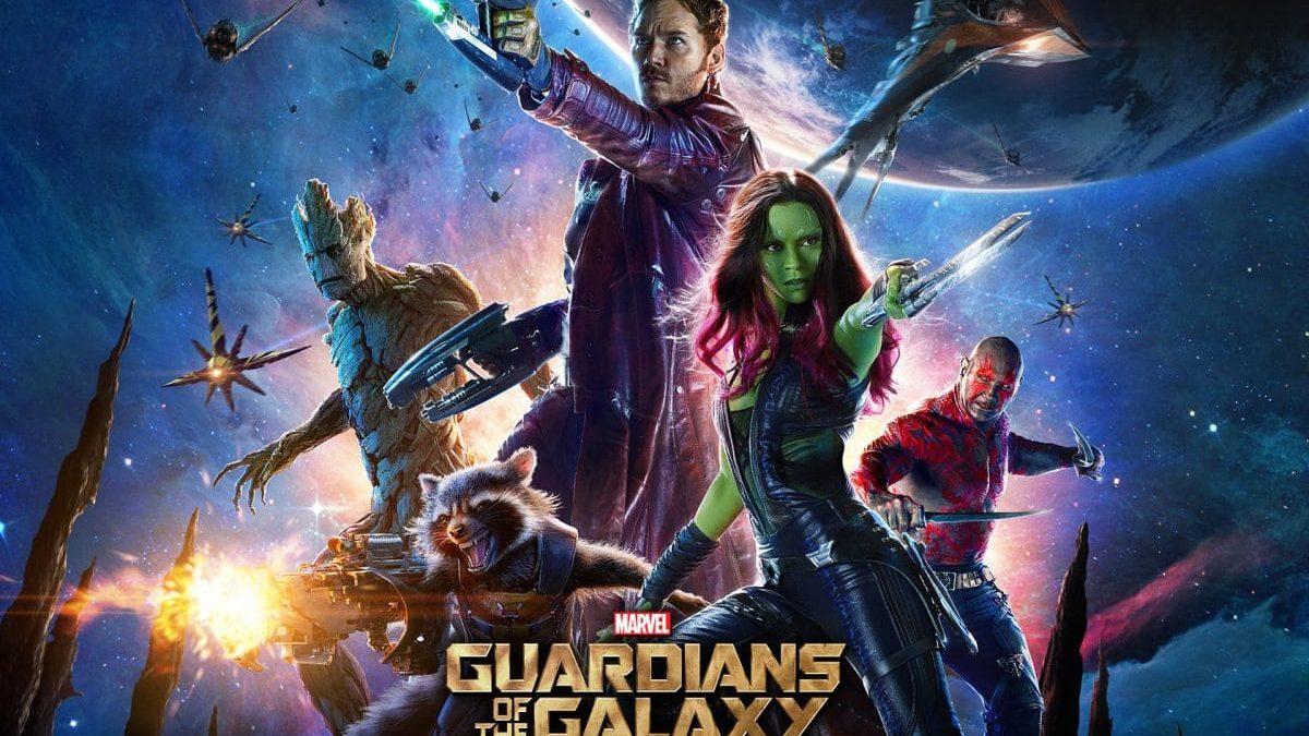<i>Guardians of the Galaxy</i> Beat Sheet