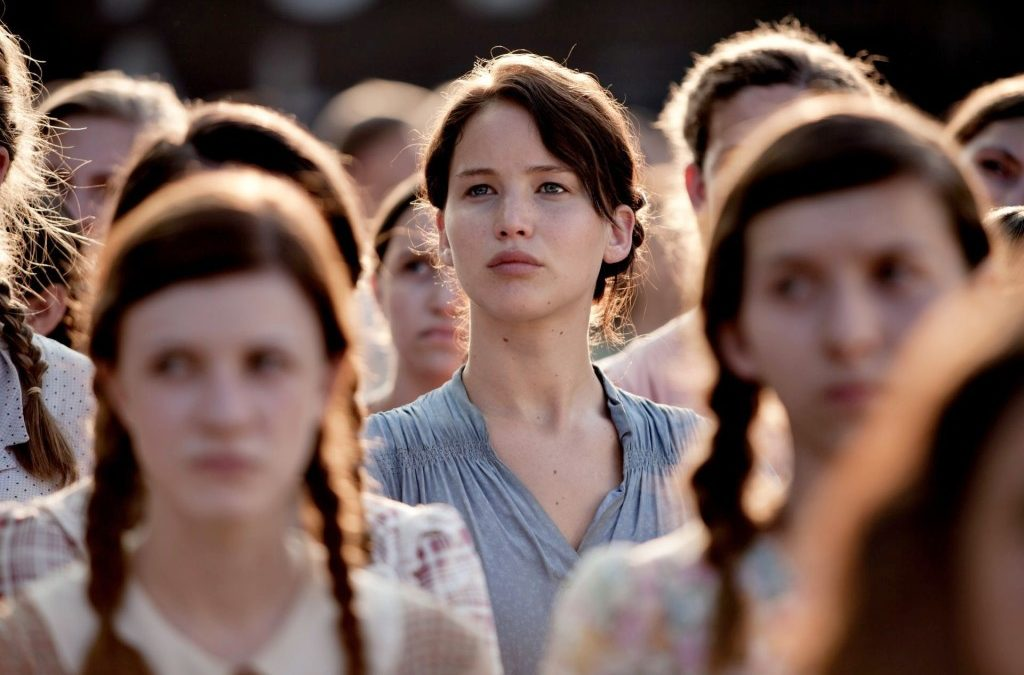 The Hunger Games' Mid-Franchise Genre Shift