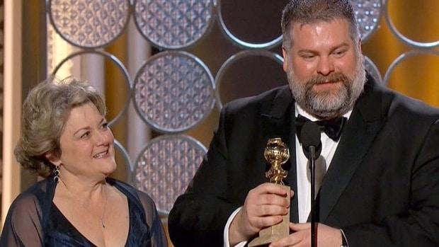 Dean DeBlois Wins Golden Globe Award