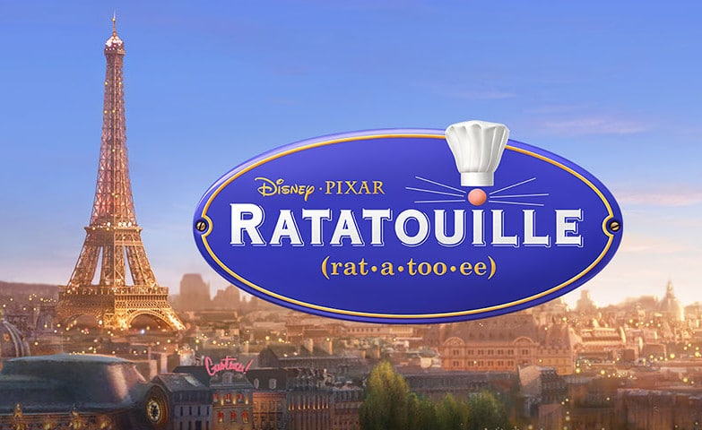 <i>Ratatouille</i> Beat Sheet