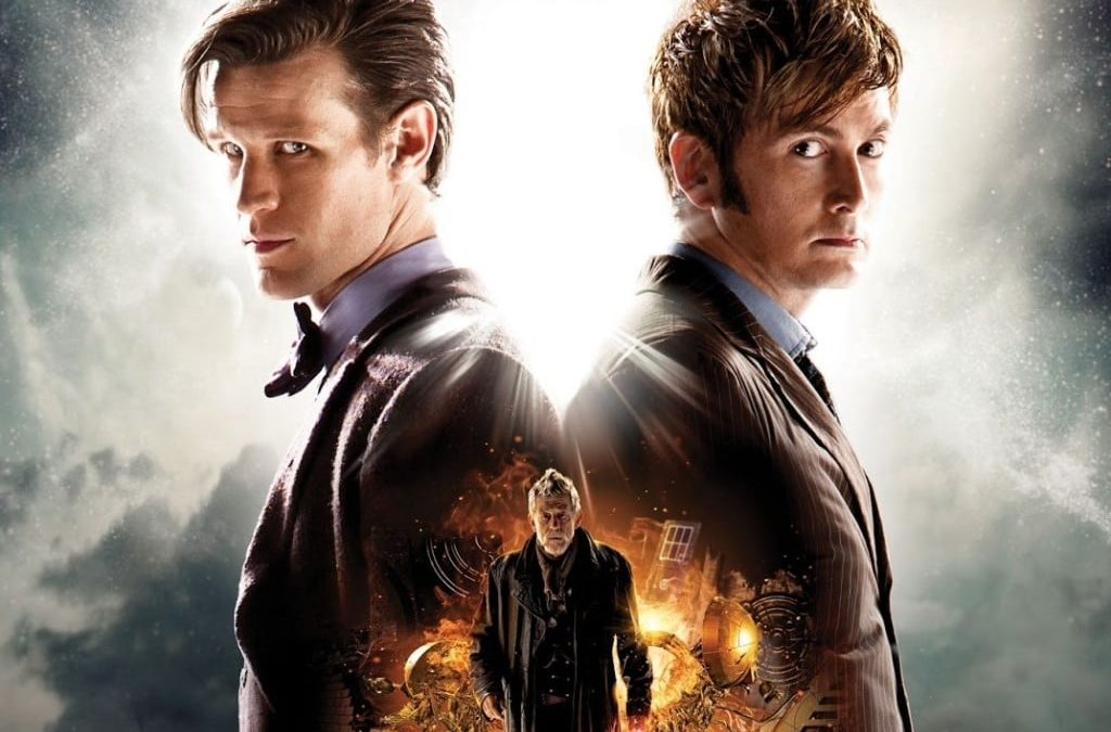 <i></noscript>The Day of the Doctor</i> Beat Sheet