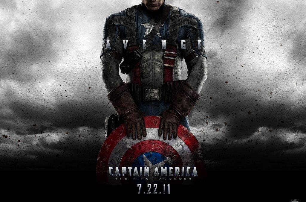 <i>Captain America: The First Avenger</i> Beat Sheet