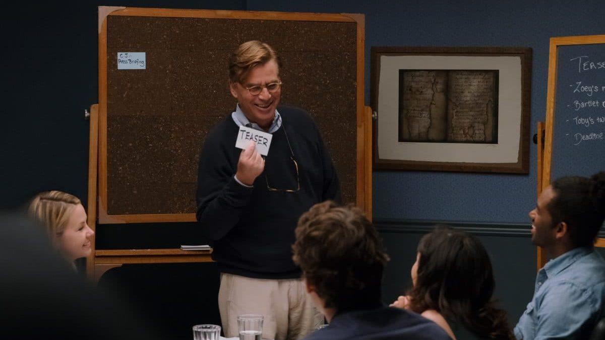 Aaron Sorkin's Screenwriting MasterClass