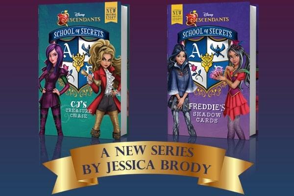Jessica Brody's New Book Series for Disney's Descendants