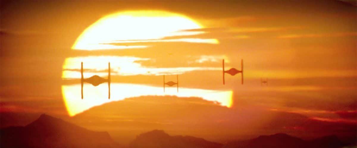 Star Wars: Episode VII-The Force Awakens Beat Sheet