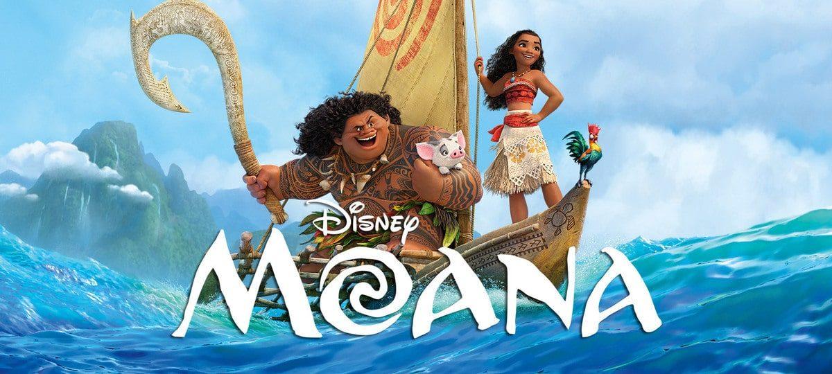 Story Beats in the Songs: The Lyrics of Disney's Moana