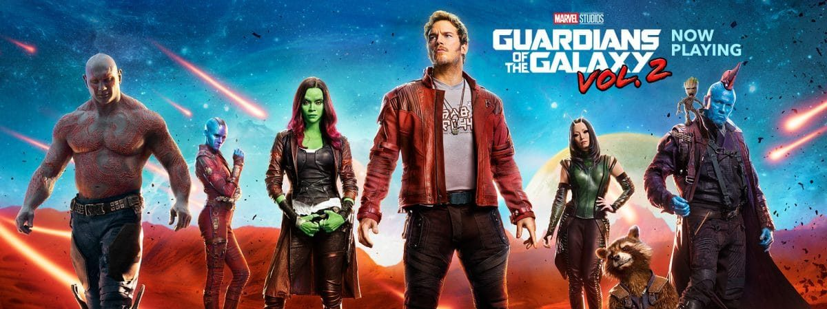 The Impact of Character Transformation in Guardians of the Galaxy Vol. 2