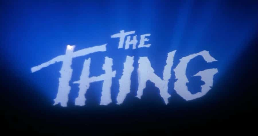 <i>The Thing</i> Beat Sheet