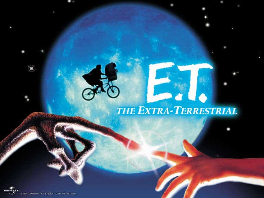 E.T. The Extra-Terrestrial Beat Sheet