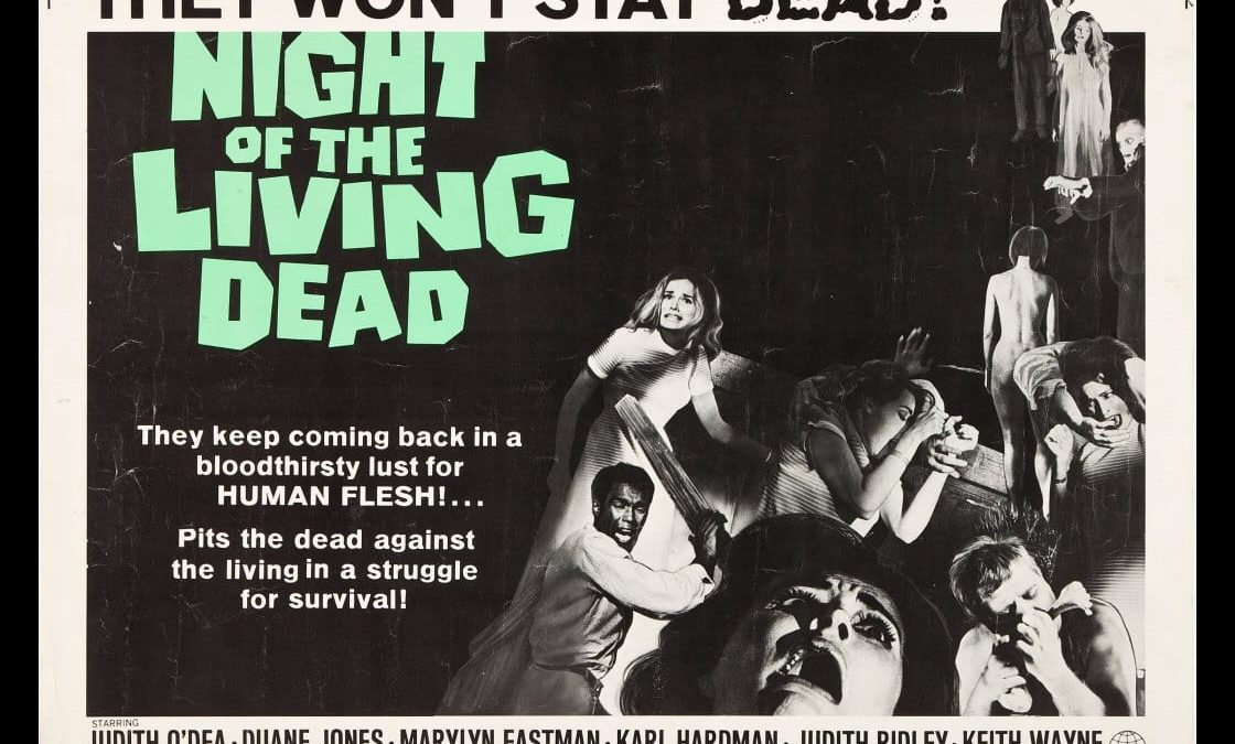 Night of the Living Dead Beat Sheet