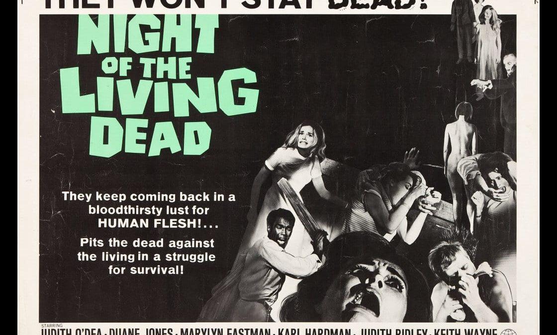 <i></noscript>Night of the Living Dead</i> Beat Sheet