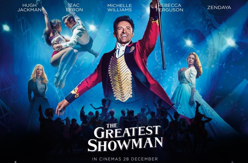 The Primal Call of The Greatest Showman
