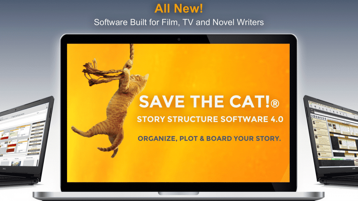 All New Save the Cat! Software Is Here