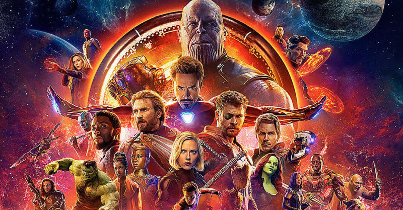 <i></noscript>Avengers: Infinity War</i> Beat Sheet