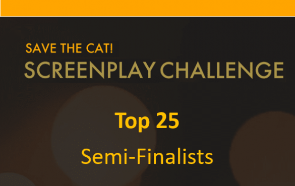 Save The Cat - Screenplay Challenge