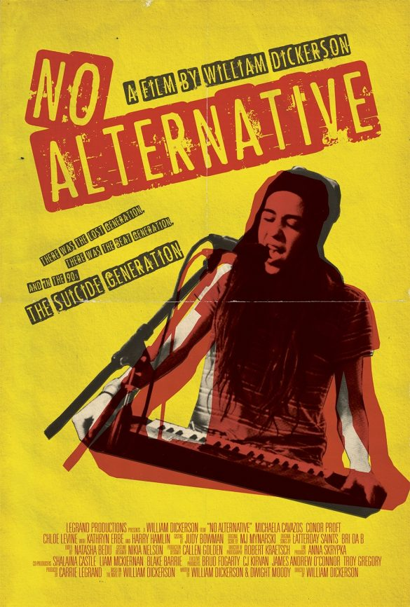 No Alternative - Poster