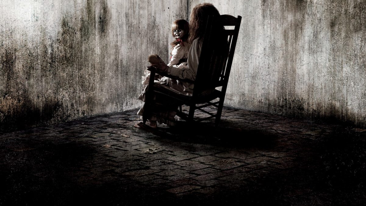 <i>The Conjuring</i> Beat Sheet