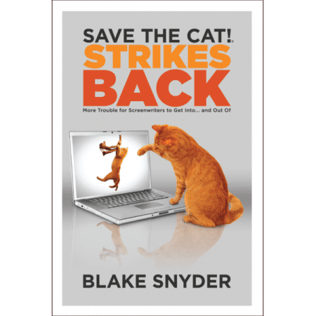 the front cover of Save the Cat! Strikes Back