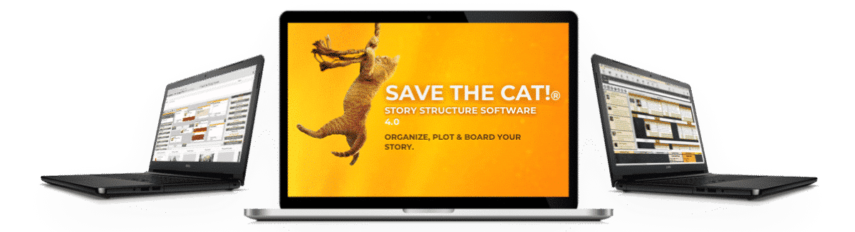 Save the cat! Software