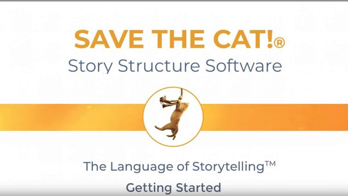 Save the Cat!® Software 4.0 Video Tutorials