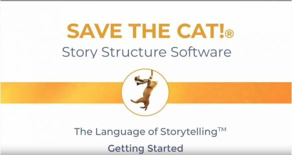 Save the Cat - Story Structure Software
