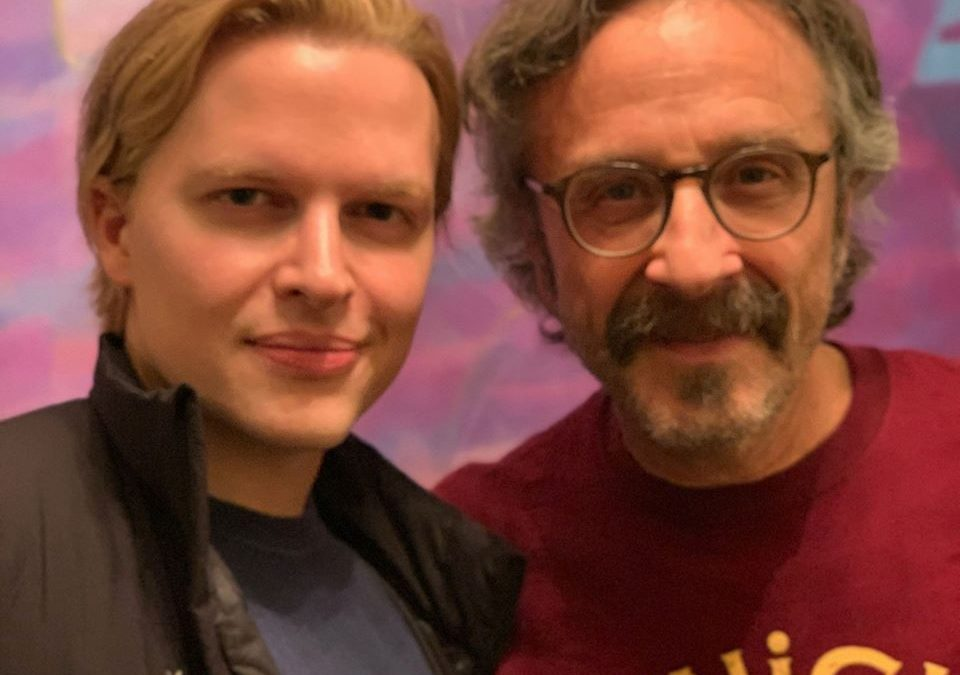 Ronan Farrow, <i>Save the Cat!</i> and <i>WTF with Marc Maron</i>
