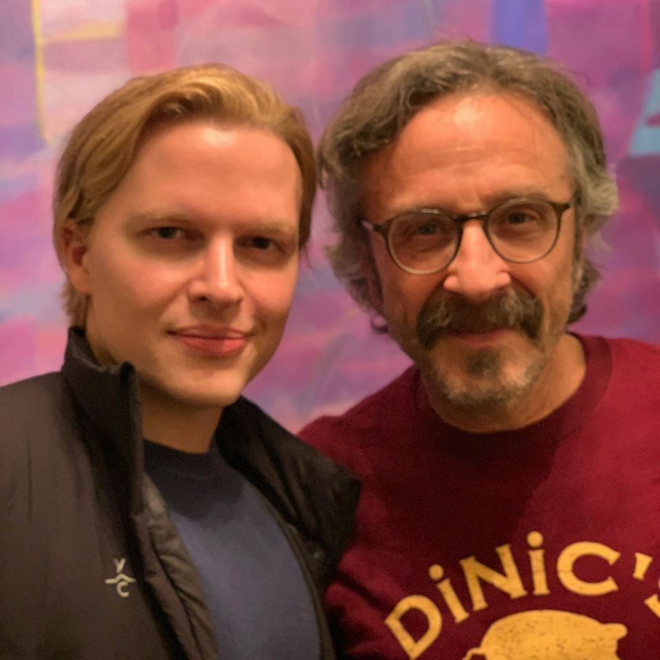 Ronan Farrow  Save The Cat  And Wtf With Marc Maron