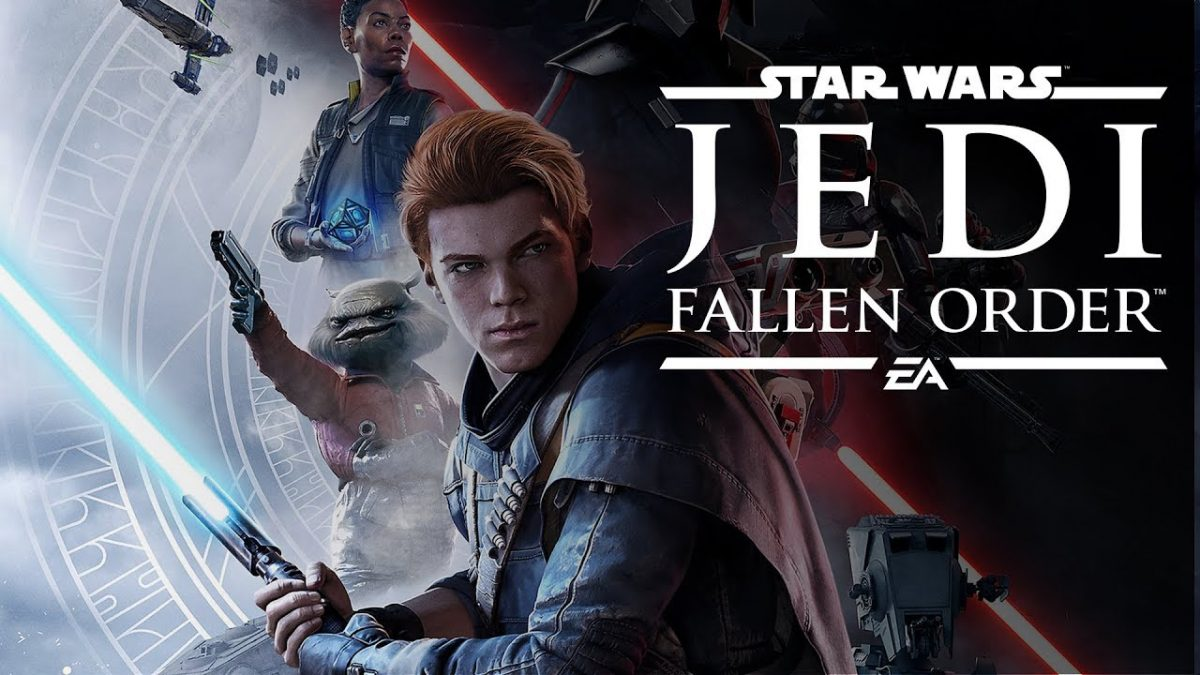 <i>Star Wars Jedi: Fallen Order</i> Video Game Beat Sheet