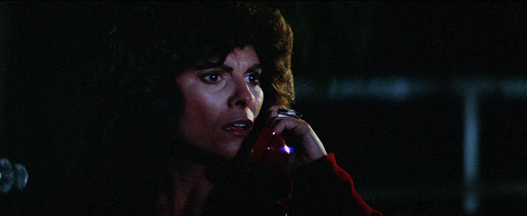 Adrienne Barbeau in John Carpenter's The Fog.