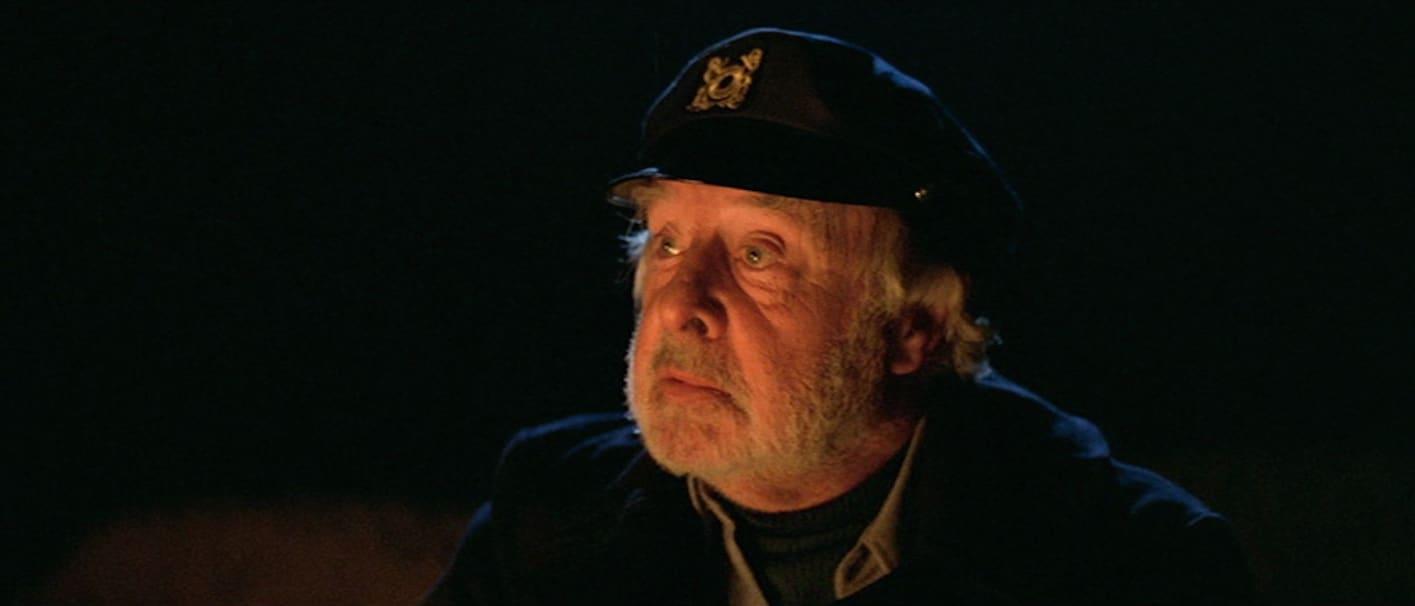 John Houseman as Mr. Machen