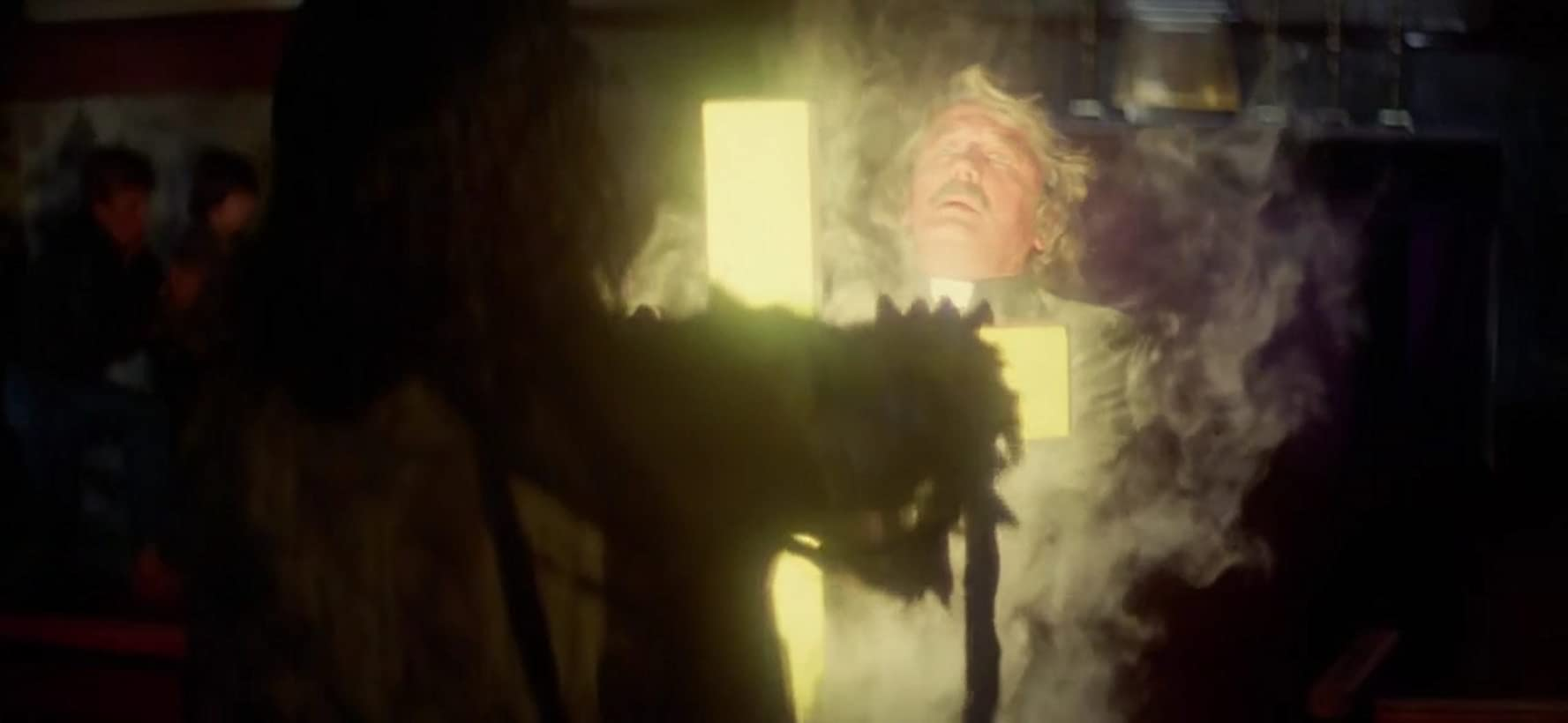Hal Holbrook in John Carpenter's The Fog