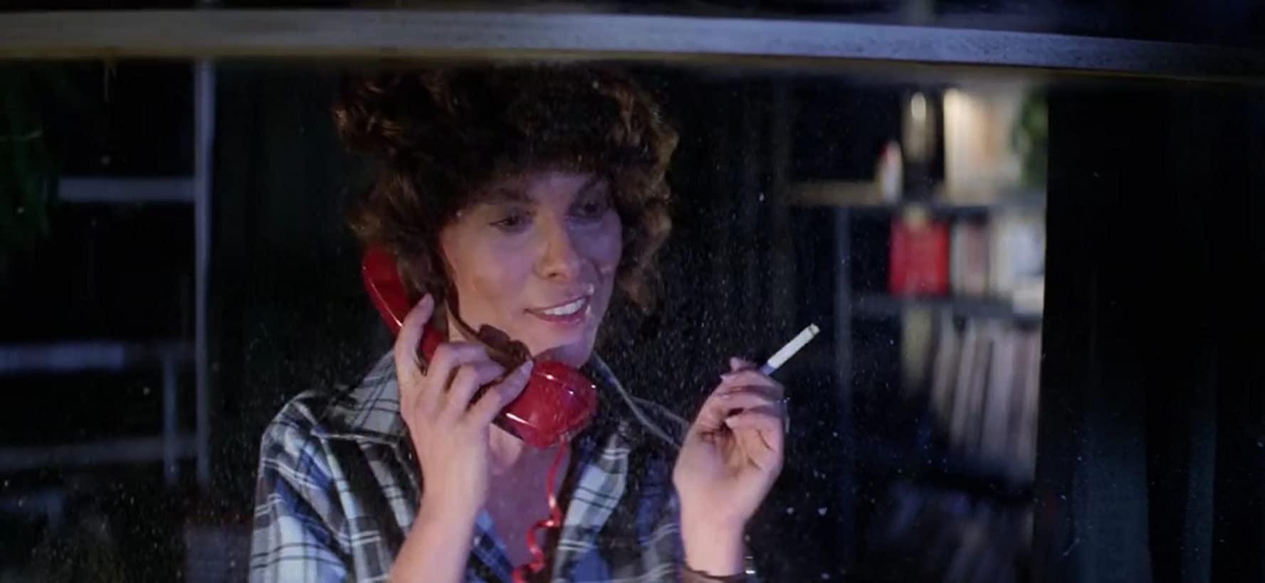 Adrienne Barbeau in John Carpenter's The Fog