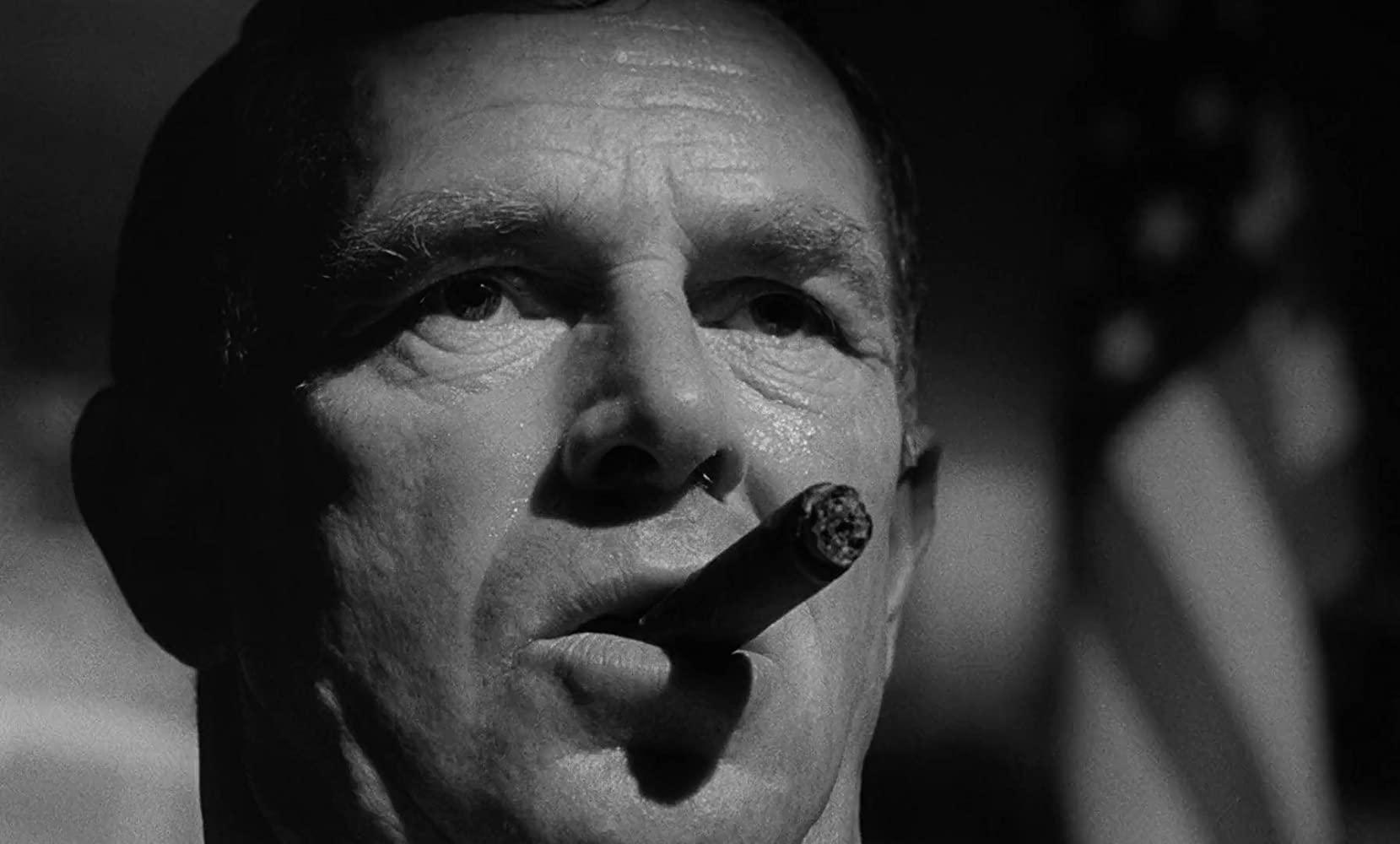 Sterling Hayden in Stanley Kubrick's Dr. Strangelove