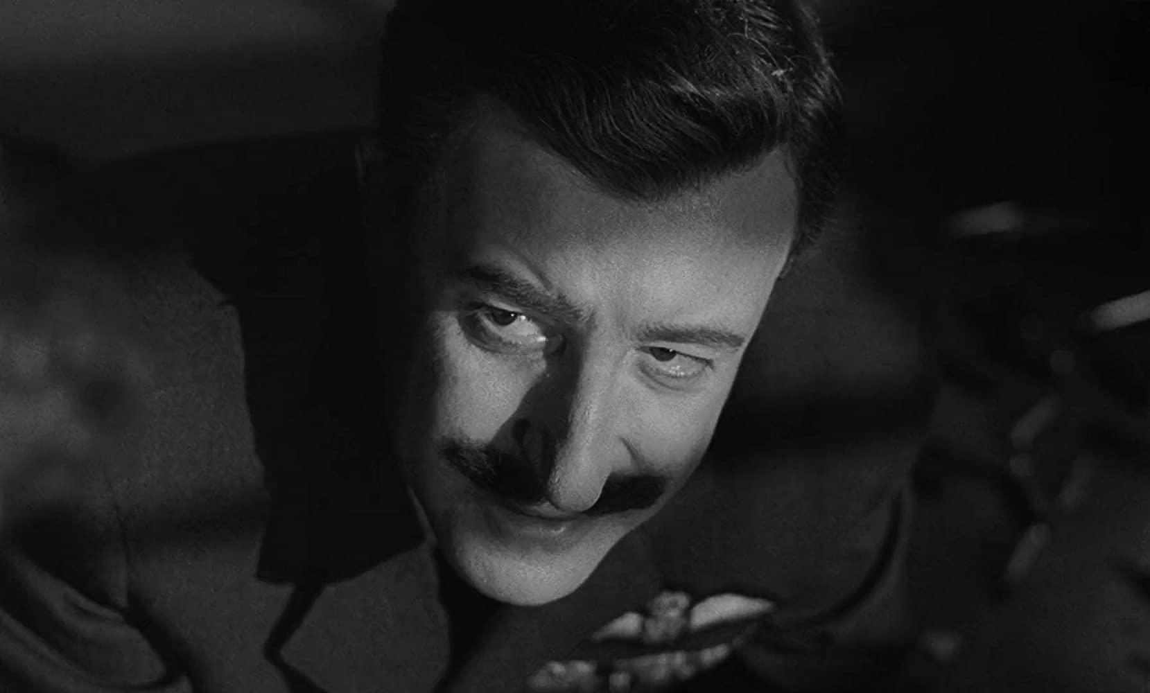 Peter Sellars in Stanledy Kubrick's Dr. Strangelove