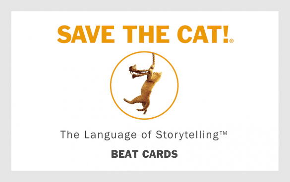 The Save the Cat Beat Cards