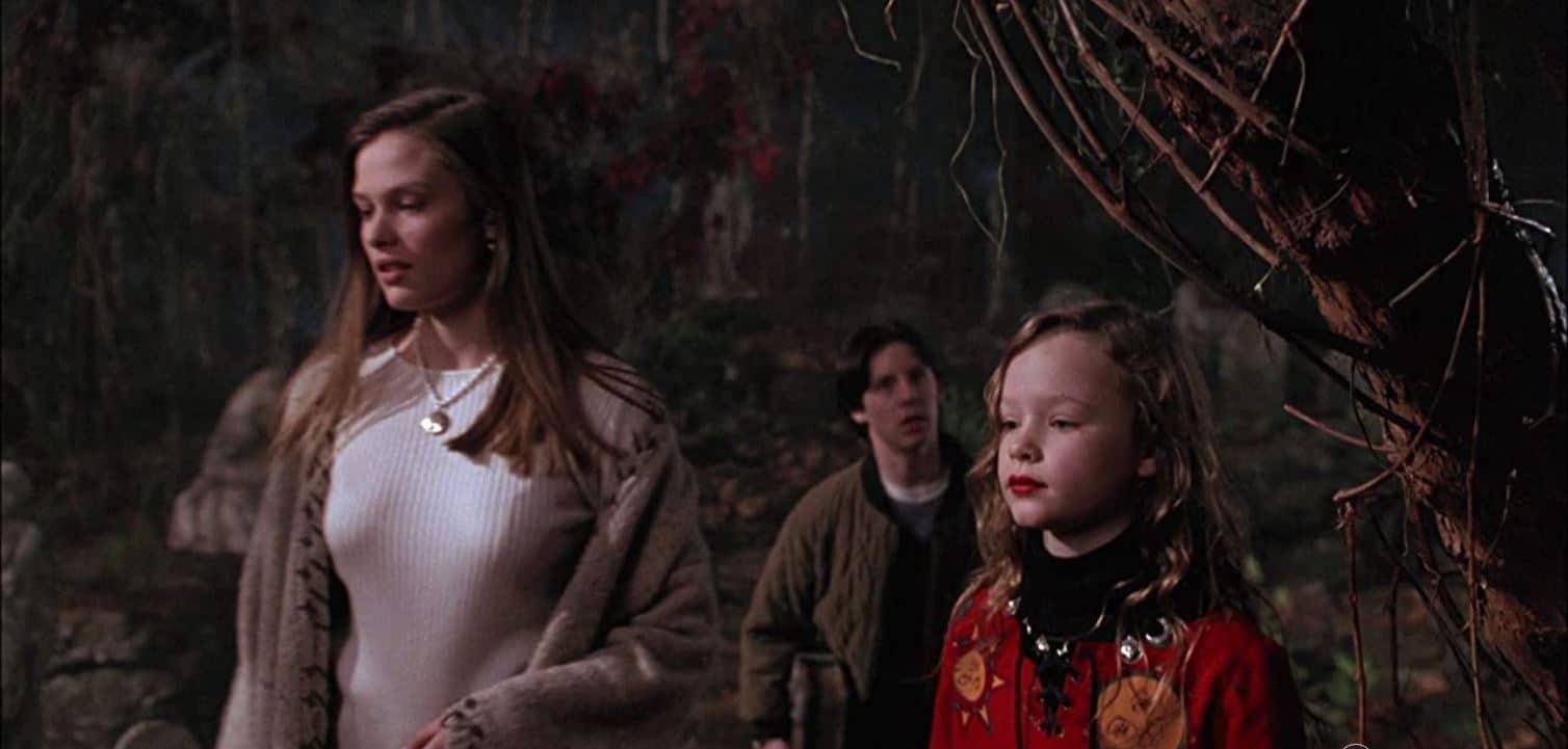A scene from the film Hocus Pocus