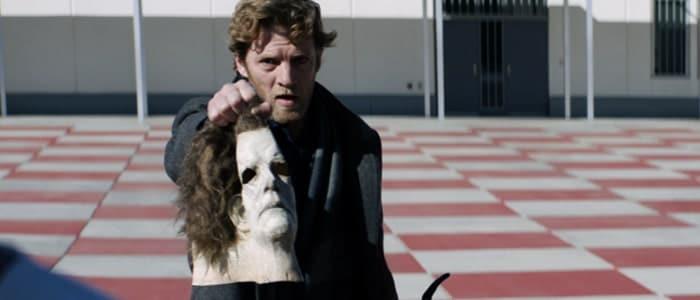 Actor Jefferson Hall in Halloween (2018)