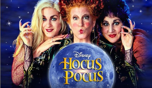 the Hocus Pocus movie poster