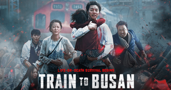 Tasin to Busan film poster