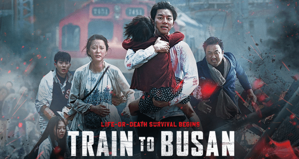 <i>Train to Busan</i> Beat Sheet