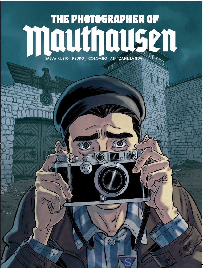front cover of the book The Photographer of Mauthhausen