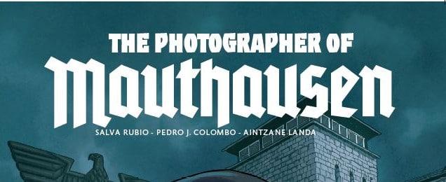 New Graphic Novel from Salva Rubio