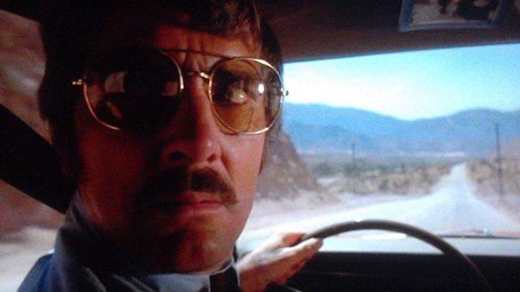 Dennis Weaver in Steven Spielberg's Duel