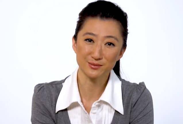 writer Jennifer Zhang