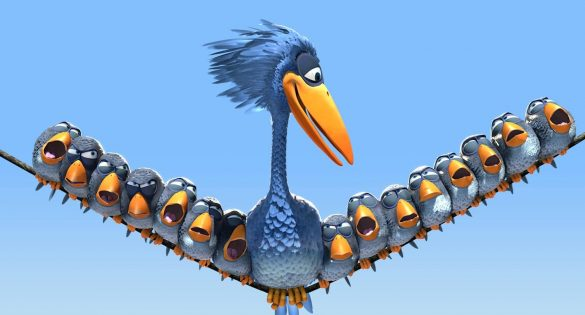 For the Birds from Pixar Animation